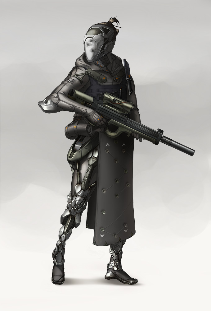 Character concept artist available for work