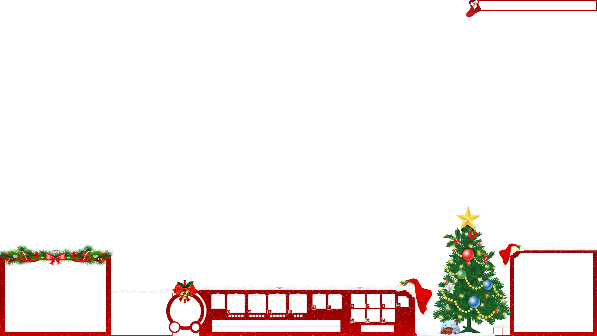 christmas stream overlay | Thecannonball org