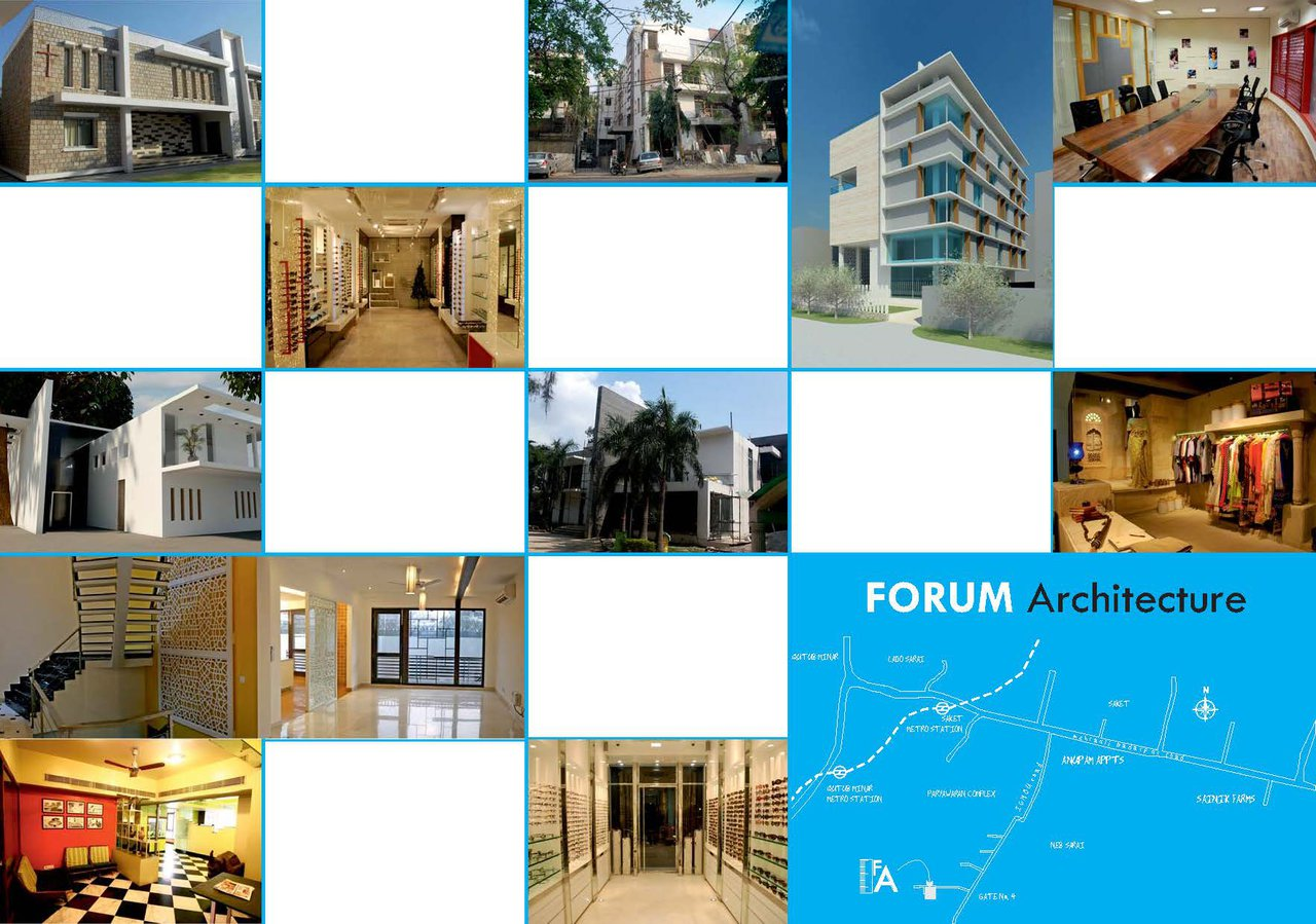 Forum architecture architecture interior design consultants for Interior design consultant company