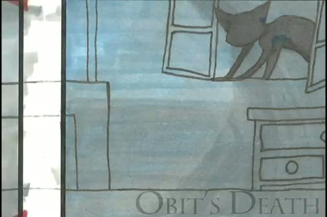 Obit's Death Storyboard