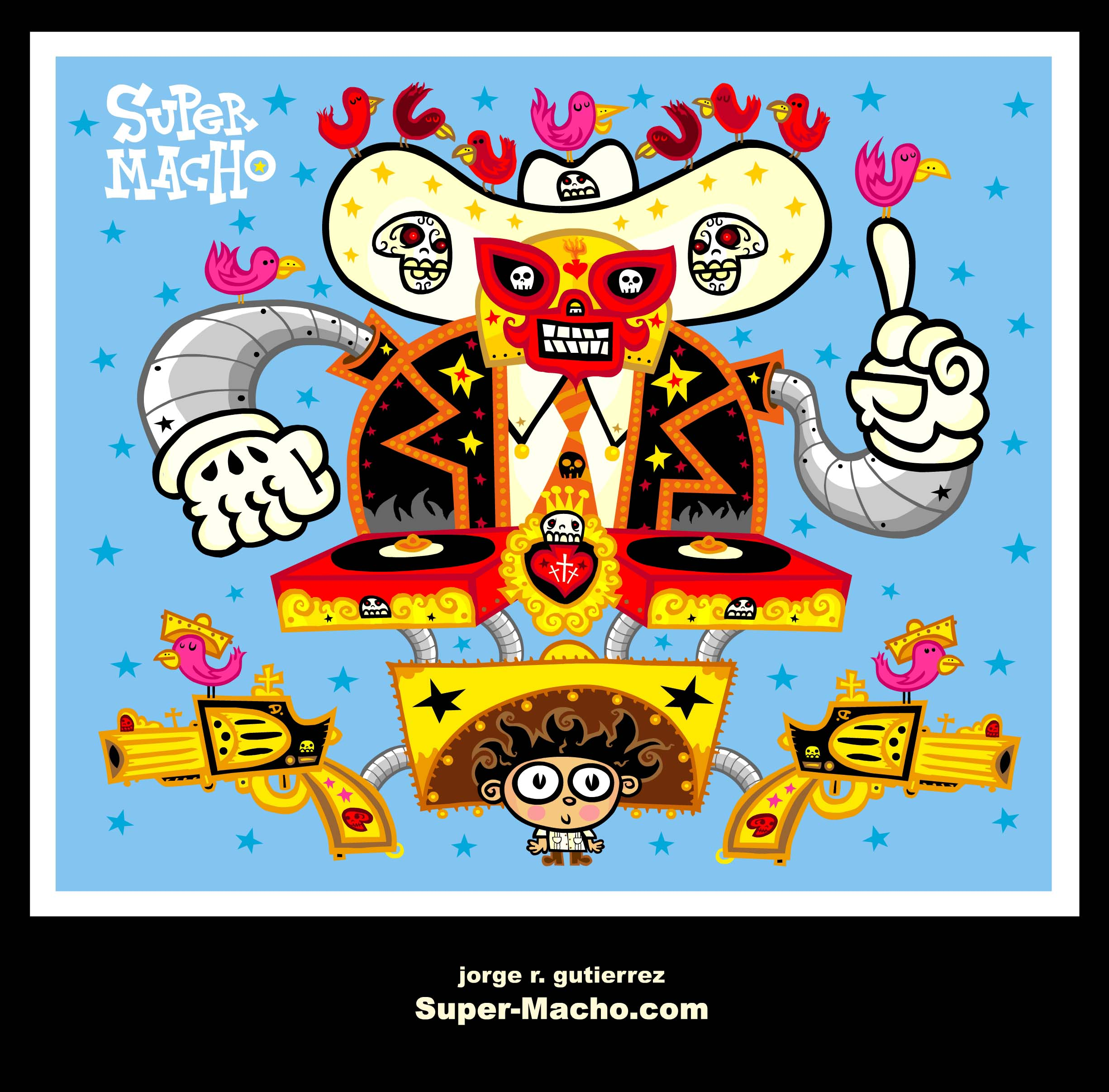 Mexopolis Art Illustration Design Posters Not enough ratings to calculate a score. mexopolis