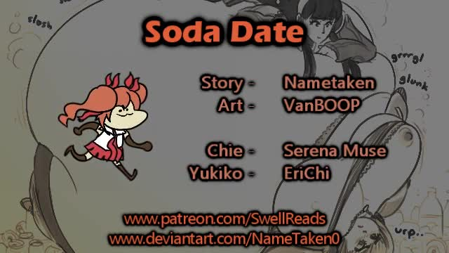 Inflation Audio Story) Soda Date by NameTaken0 on DeviantArt
